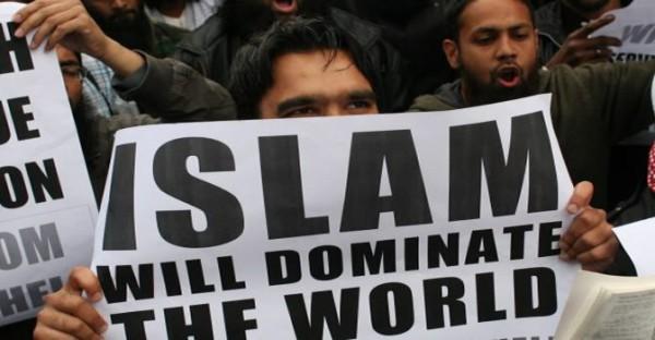 ISLAM-werelddominantie