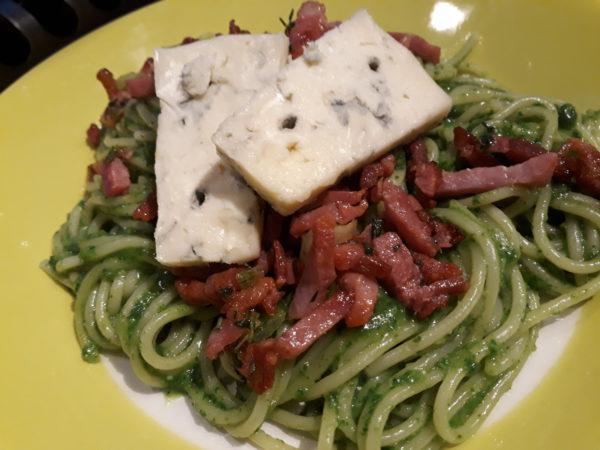 Olivers pasta met een twist