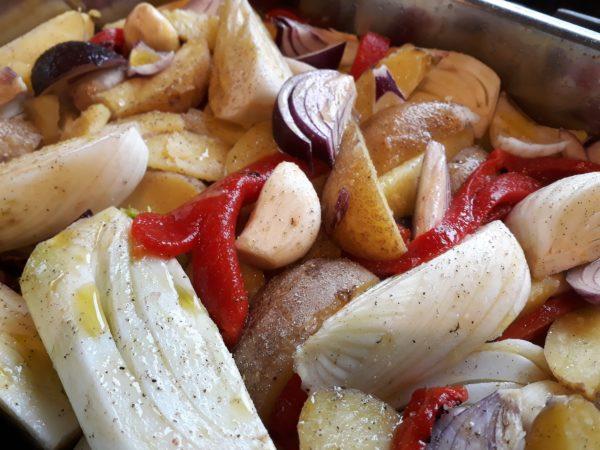 recept Ovenschotel venkel