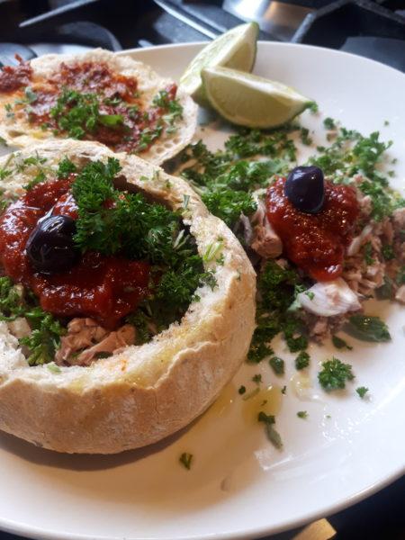 Broodje Tunis
