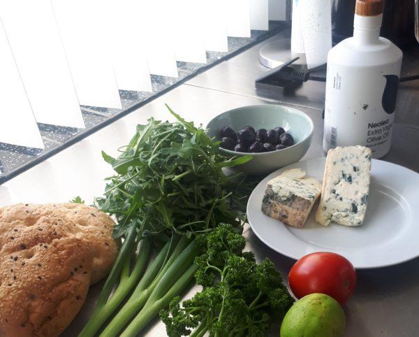 Broodje Bleu d'Auvergne