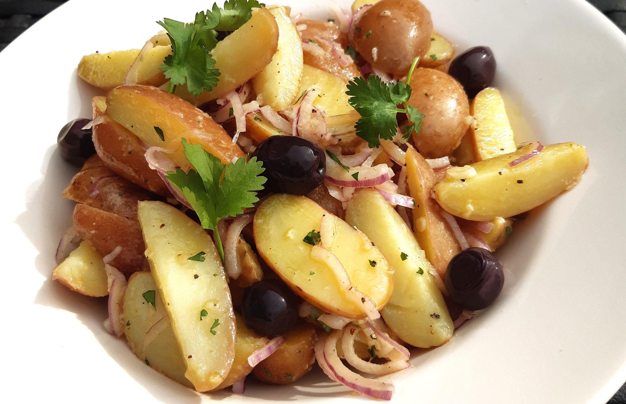 Aardappelsalade 'De Rouge'