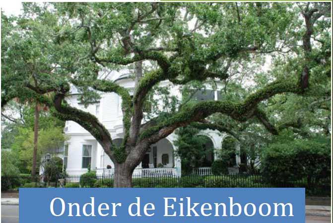 Onder de Eikenboom